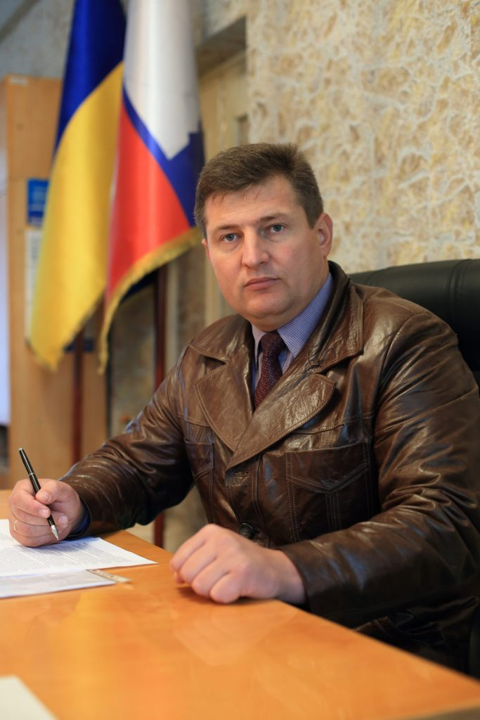 Селищний голова Мазура Микола Миколайович