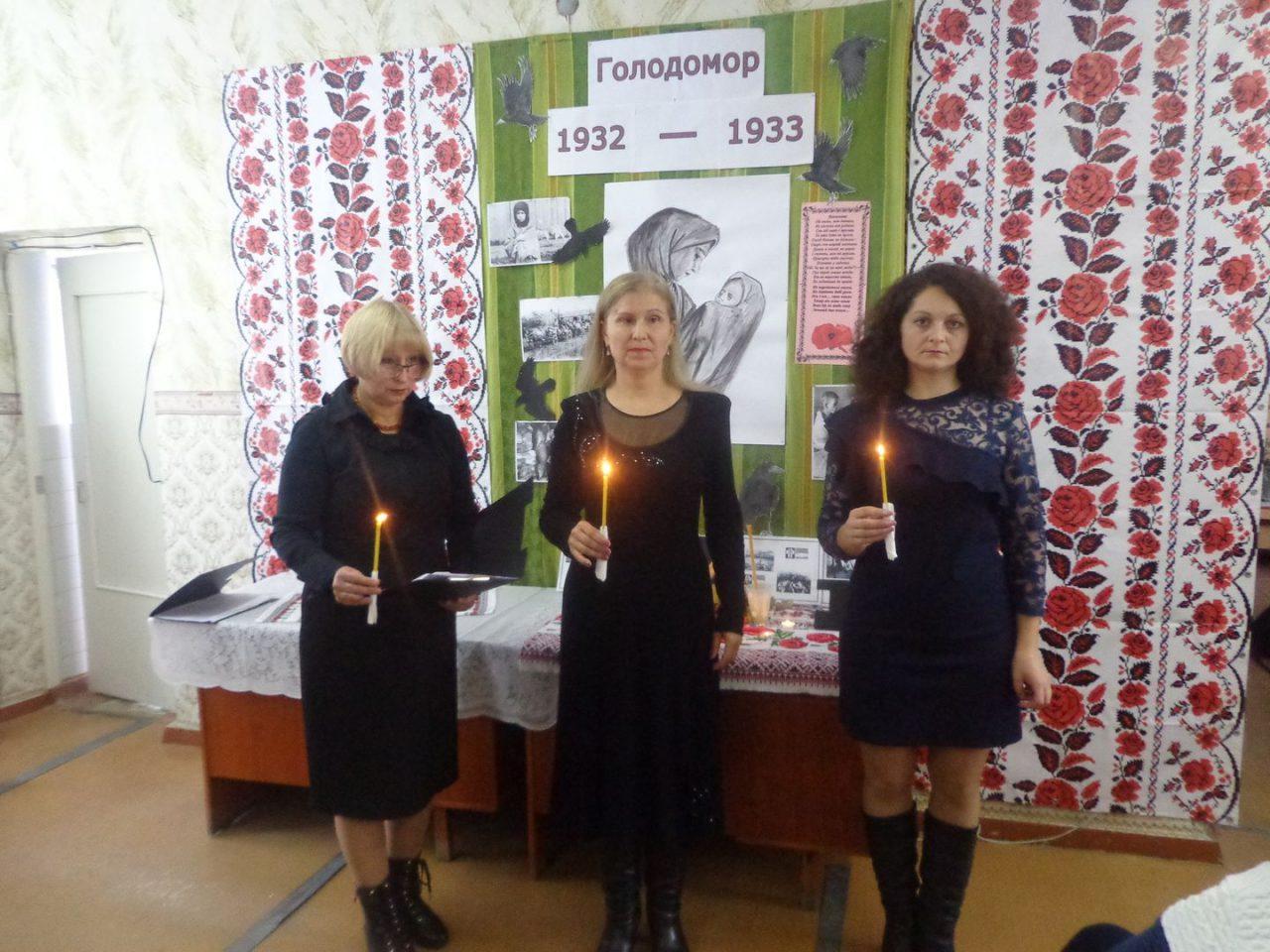Голодомор –  трагедія українського народу