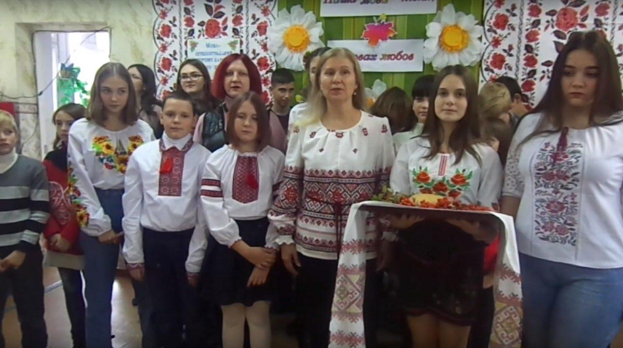 Наша мова калинова 21 лютого  Міжнародний день рідної мови. Відеопривітання