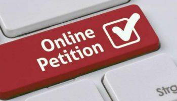 Петиції стосовно встановлення загальнобудинкових лічильників