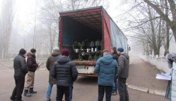 У Смолінську громаду було доставлено 27 вуличних тренажерів та 3 тенісні столи, які були закуплені у співпраці з програмою DOBRE в рамках проекту «Молодіжний»